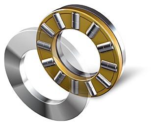 100 mm x 140 mm x 16 mm  ISB RB 10016 Thrust roller bearing