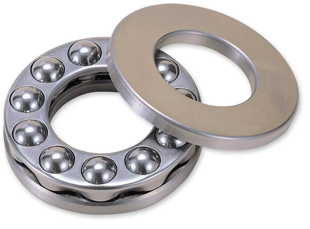 35 mm x 72 mm x 23 mm  FBJ 2207K Self adjusting ball bearing