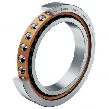 ISO 3805 ZZ Radial thrust ball bearing
