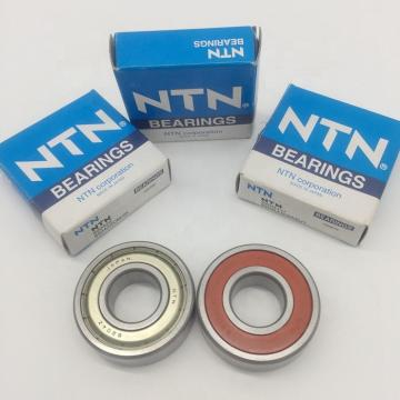 190 mm x 380 mm x 41 mm  NACHI 29438E Thrust roller bearing