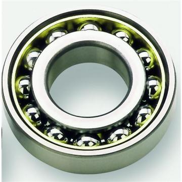 190 mm x 290 mm x 45 mm  NTN HTA038DB Radial thrust ball bearing