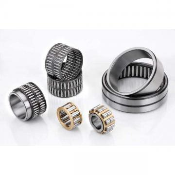 45 mm x 62 mm x 25 mm  NTN NKXR50T2+IR45×50×25 Compound bearing
