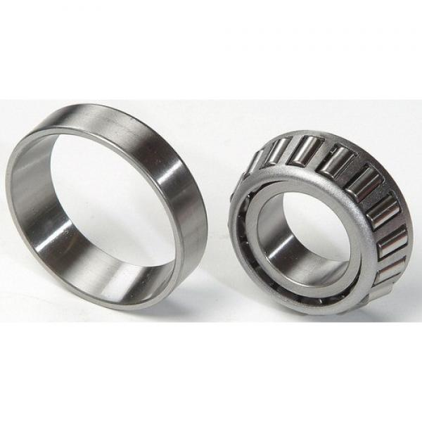 40 mm x 80 mm x 18 mm  NSK 1208 Self adjusting ball bearing #1 image